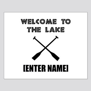 Welcome Lake [Personalize It!] Posters